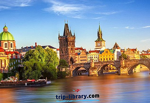 Overnatting i Praha: Best Areas & Hotels, 2018