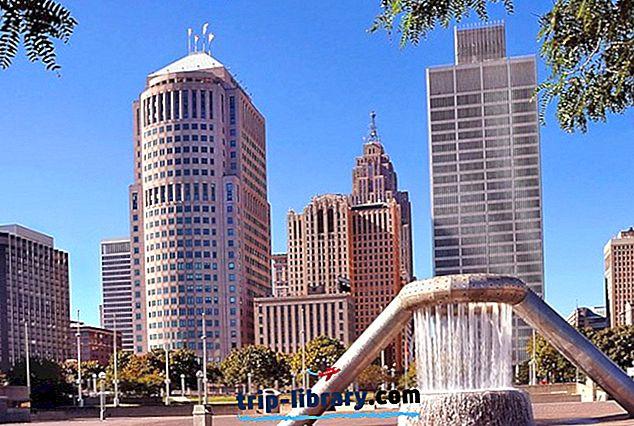 Dónde alojarse en Detroit: Mejores áreas y hoteles, 2018