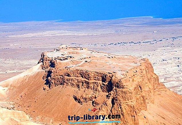 8 suurimat turismiobjektid Masadas