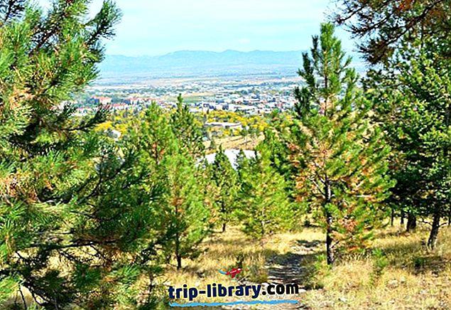 12 Nejlépe hodnocené atrakce a aktivity v destinaci Helena, MT