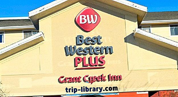 15 Topprangerte hoteller i Missoula, MT