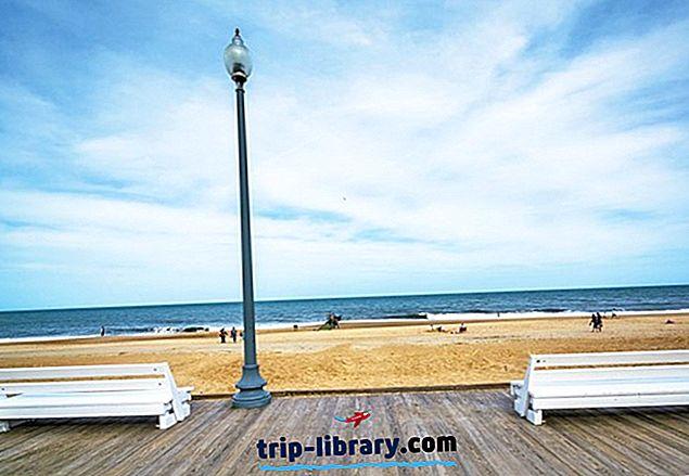 9 Pantai Terbaik di Delaware
