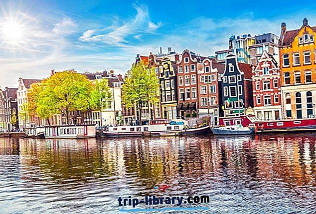 Kde sa ubytovať v Amsterdame: Best Areas & Hotels, 2018