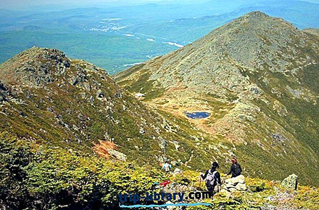 ニューハンプシャー州のトップ11ハイキングコース
