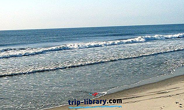Nejlépe hodnocené pláže v New Jersey