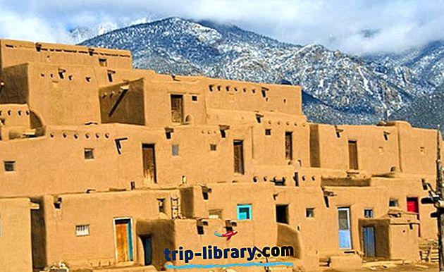 Американські індіанці Pueblos Нью-Мексико: Керівництво відвідувачів