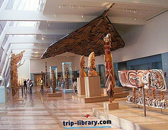 9 Bedst bedømte museer i New York City