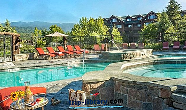 14 erstklassige Resorts im Bundesstaat New York