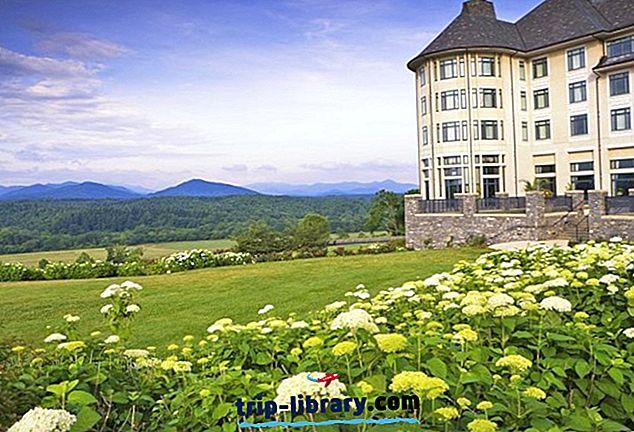 11 Topprangerte feriesteder i Asheville, NC