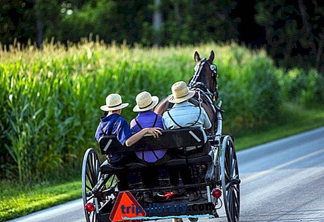 Ohio Amish Country: 12 højdepunkter og skjulte skatte