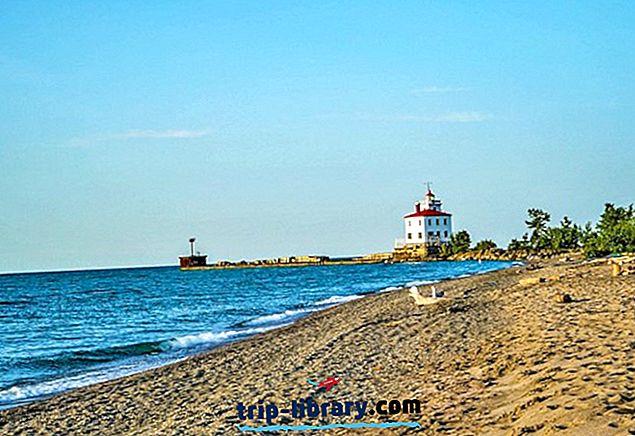 オハイオ州のトップ10ビーチ