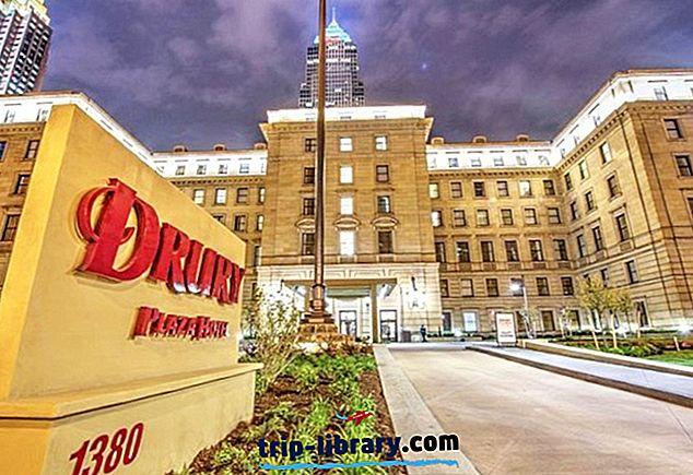 クリーブランドのベストホテル17軒