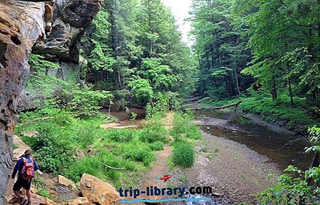 12 Najlepšie hodnotené Outdoor Adventures v Ohiu