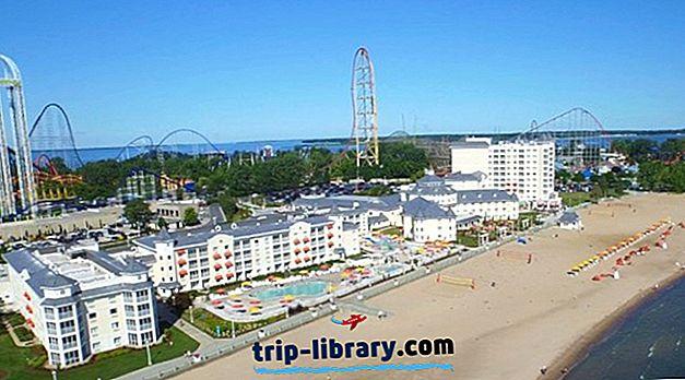 5 Bedst bedømte feriesteder i Sandusky