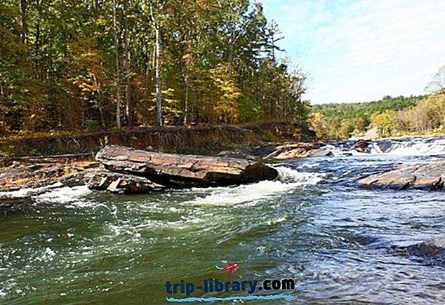 8 Oklahoma Trout Top Fishing Lakes dan Rivers
