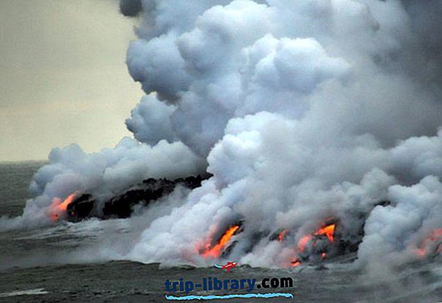ハワイ火山国立公園の人気アトラクションを探る