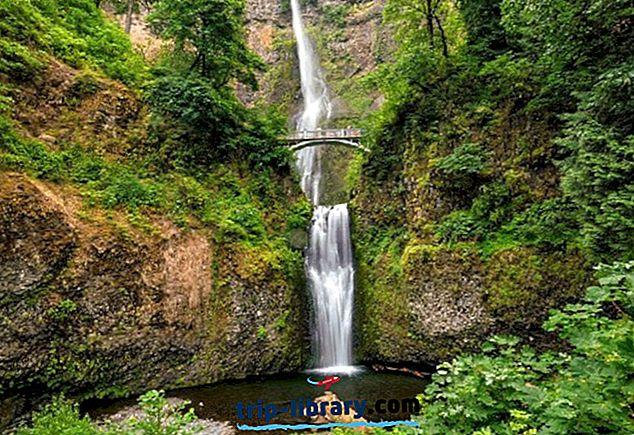 15 vrhunskih slapov v Oregonu
