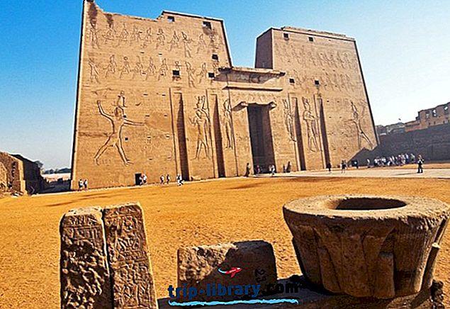 Objevování Edfuova nádherného chrámu Horus