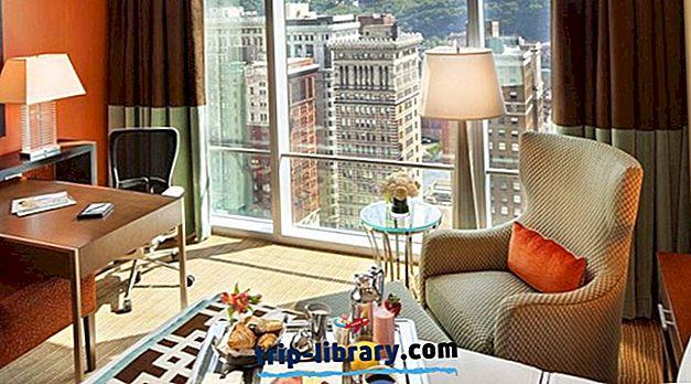15 najlepších hotelov v Pittsburgh