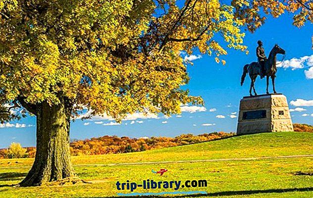 12 populaarseimat päevareisi Philadelphiast