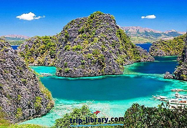 11 højest rangerede strande i Filippinerne