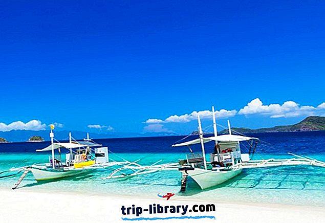 12 Topprangerte turistattraksjoner og ting å gjøre i Filippinene