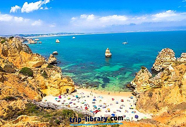 12 suosituinta rantaa Portugalissa