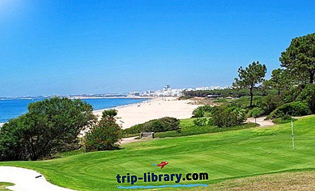 12 من ملاعب الغولف الأعلى تصنيفًا في البرتغال