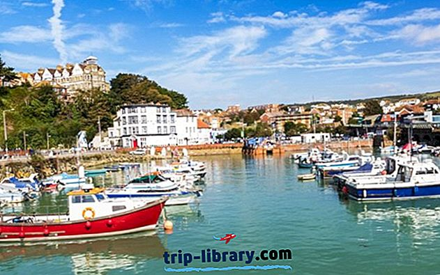 8 Najlepšie hodnotené turistické atrakcie vo Folkestone
