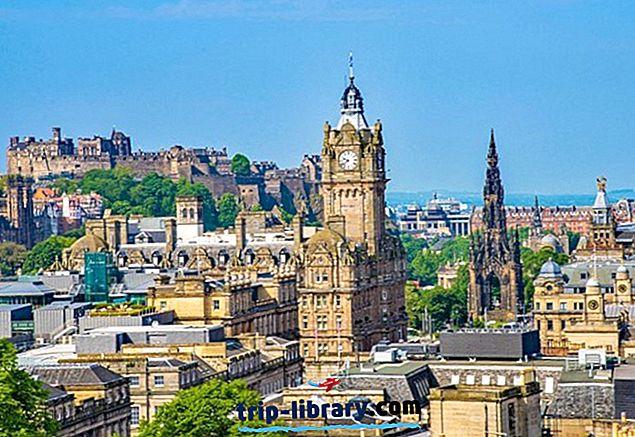 11 najboljših krajev za obisk na Škotskem