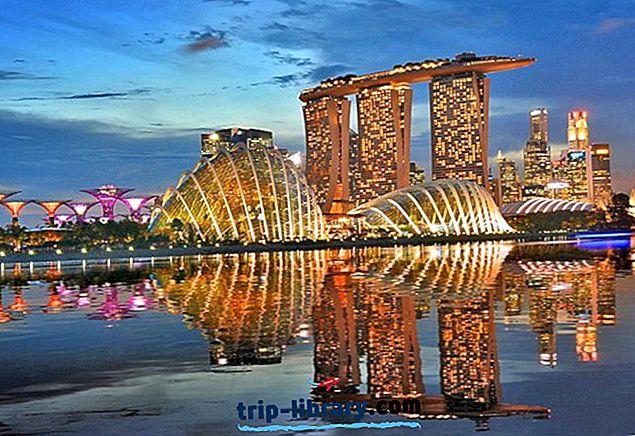 مكان الإقامة في سنغافورة: أفضل المناطق والفنادق ، 2018