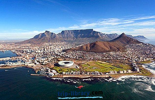 Kus peatuda Kaplinnas: parimad piirkonnad ja hotellid