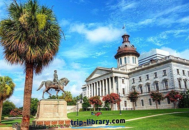 9 Die beliebtesten Sehenswürdigkeiten und Aktivitäten in Columbia, South Carolina