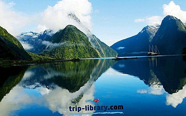 フィヨルドランド国立公園の最高評価の観光スポットを探索する