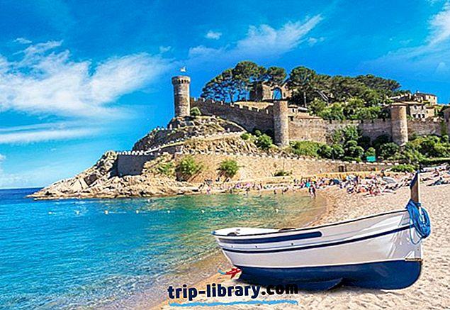 12 højest vurderede strande i Spanien