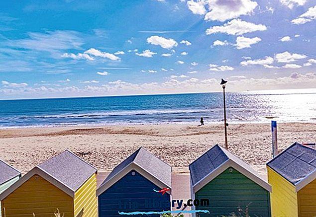 11 najlepiej ocenianych plaż w Wielkiej Brytanii