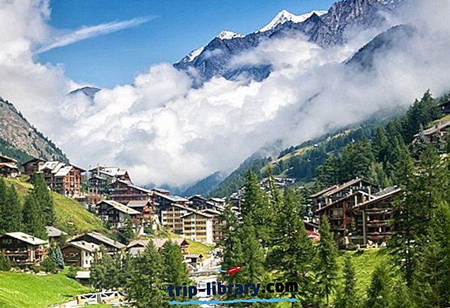 Overnatning i Zermatt: Bedste områder og hoteller, 2018