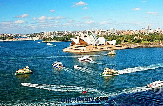 Sydney Operaház: Látogatói útmutató