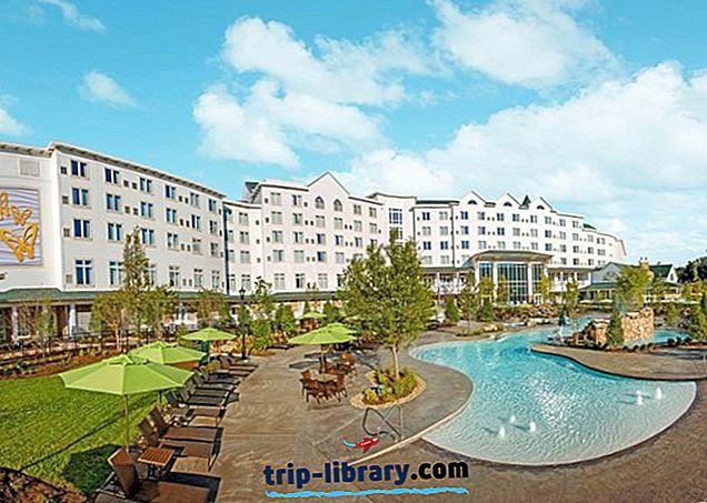 テネシー州のトップ12のリゾートホテル
