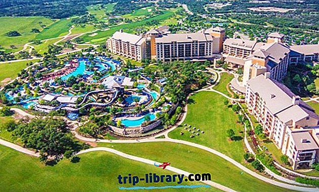 12 nejlepších resortů v oblasti Texas