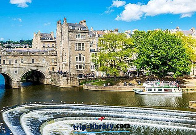 Kus peatuda Bathis: parimad piirkonnad ja hotellid, 2018
