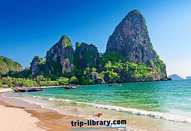 11 Nejlépe hodnocené pláže v Thajsku