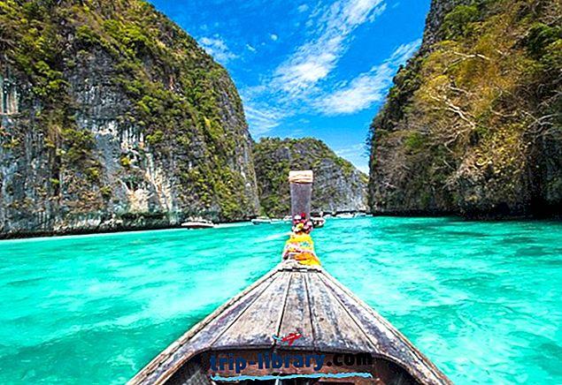 9 Topprangerte dagsturer fra Phuket