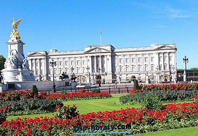 أين تقيم في لندن: أفضل المناطق والفنادق ، 2018
