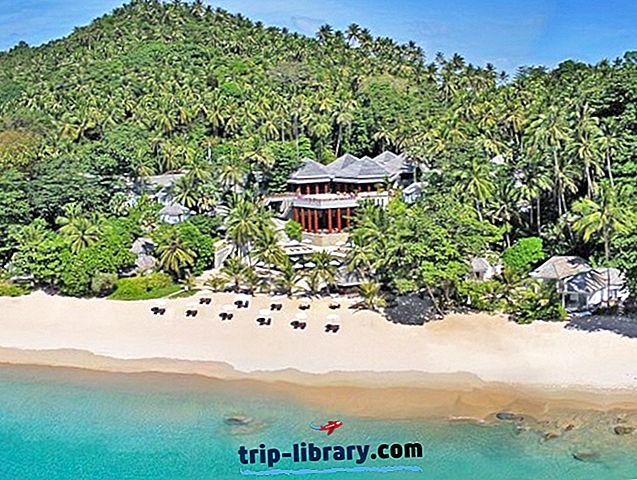 8 bestbewertete Resorts in Phuket