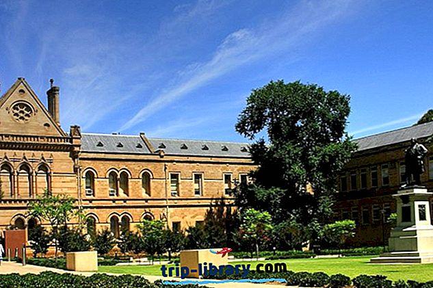 18 populaarsemaid vaatamisväärsusi Adelaides