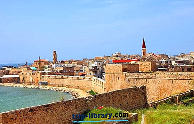 12 Tarikan Pelancong Tertinggi di Akko (Acre)