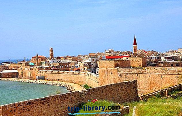12 populaarsemat turismiobjektit Akko (Acre)