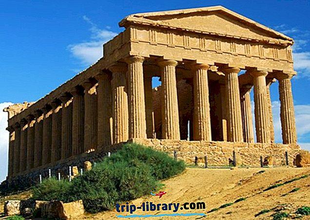 11 populārākās tūrisma apskates vietas Agrigento & Easy Day Trips
