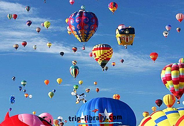 16 مناطق الجذب السياحي الأعلى تقييمًا في البوكيرك